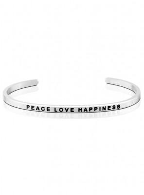 PEACE LOVE HAPPINESS